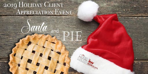 2019 Story Time With Santa and Pie Giveaway
