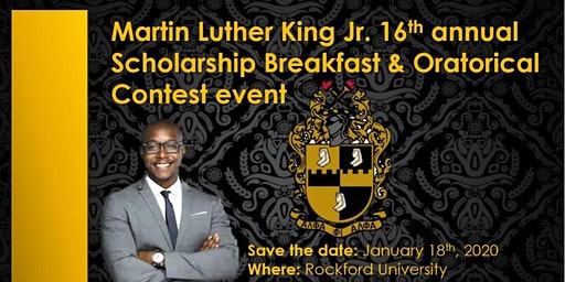 16th Annual MLK Scholarship Breakfast