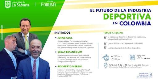 El Futuro de la Industria Deportiva en Colombia