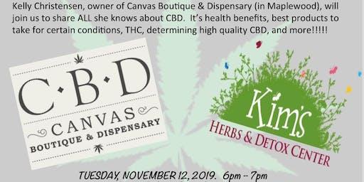 Let's Talk about CBD