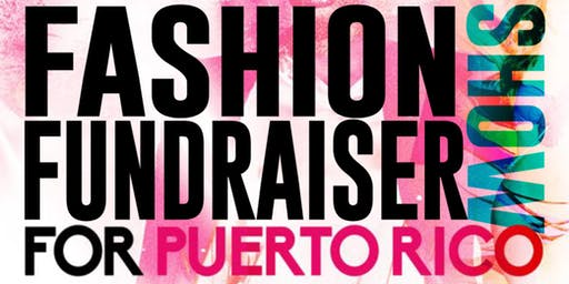 FUNDRAISER FOR PUERTO RICO 2019