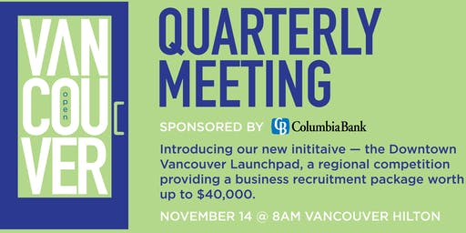 VDA Quarterly Meeting