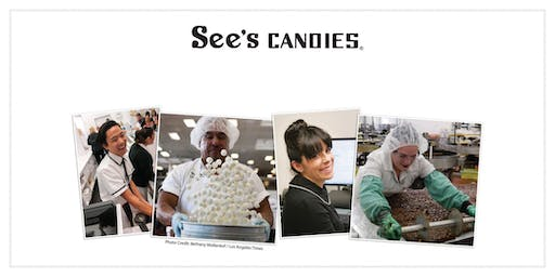 Hiring Event at See's Candies