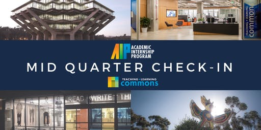 Fall 2019 AIP Group Check In (New AIP Students)