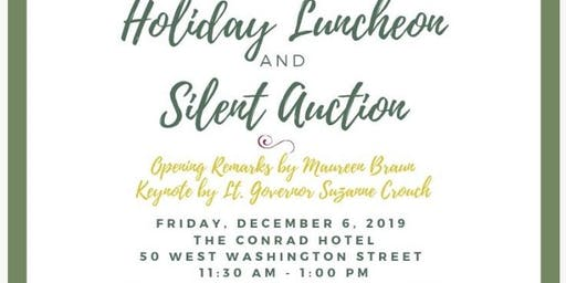 2019 GIRWC Holiday Lunch & Silent Auction