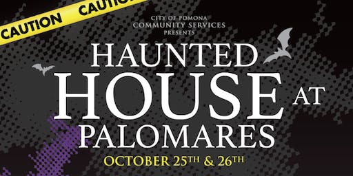 2019 Haunted House | Palomares Park | Pomona, CA (Friday)