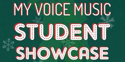 My Voice Music Winter Student Showcase