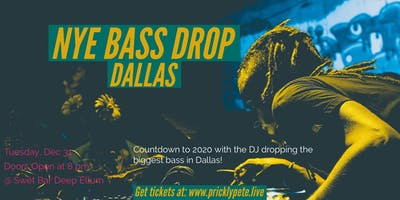 NYE BASS DROP Dallas