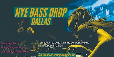 NYE BASS DROP Dallas tickets