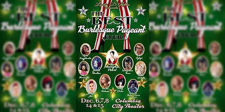 Lady D'Letto presents The Best Burlesque Pageant EVER!!  tickets