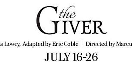 The Giver tickets