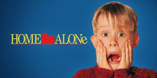 MOVIE NIGHTTTT: HOME ALONEEEEE