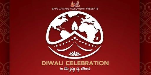 BAPS Campus Diwali at MCPHS