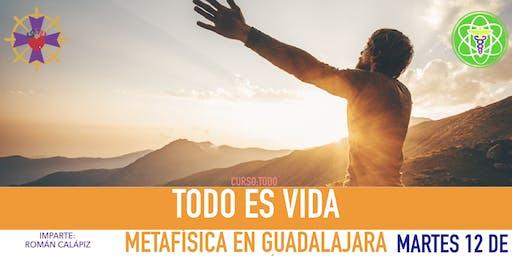 TODO ES VIDA- Metafísica en Guadalajara