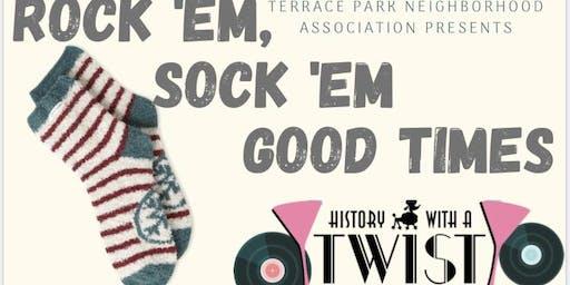 Senior Sock Hop in Terrace Park