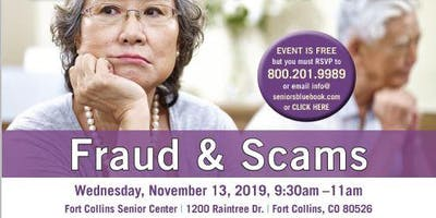 Protect Yourself from Fraud and Scams