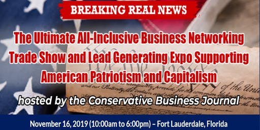 The Ultimate  Business Networking Trade Show & Lead Generating Expo