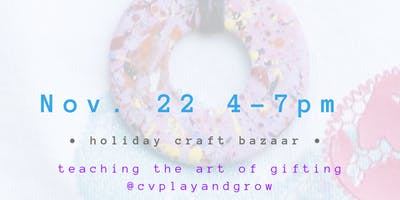 Holiday Gifting Bazaar