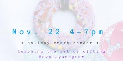 Holiday Gifting Bazaar