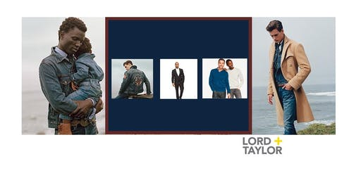 Lord + Taylor Men's Fall/Holiday Fashion Event