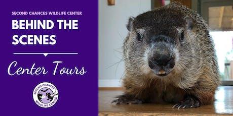 Behind the Scenes Wildlife Center Tour - DEC. 29, 2019 tickets