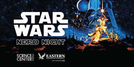 Nerd Night: Star Wars tickets