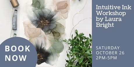 Introduction to Alcohol Ink with Laura Bright tickets