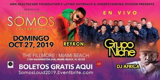 The 5th Annual SOMOS Celebration Concert
