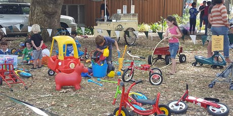 Summer Fun Preschool Play at the Band Rotunda tickets