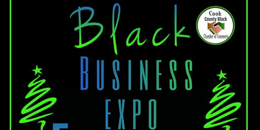 Cook County Black Business Expo FRIDAY!