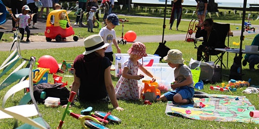 Summer Fun Preschool Play sessions at Windsor Reserve
