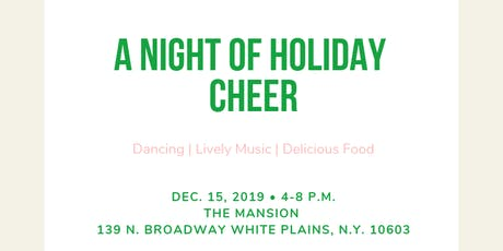 An Evening of Holiday Cheer tickets