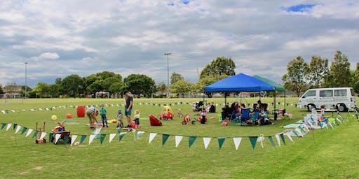 Summer Fun Preschool Play sessions Bayswater Park 2020