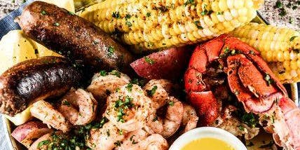 $15 Seafood Boil Bag| October 25TH