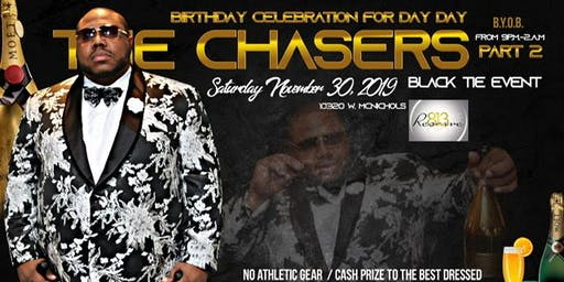 The Chasers Black Tie Birthday Celebration for DayDay