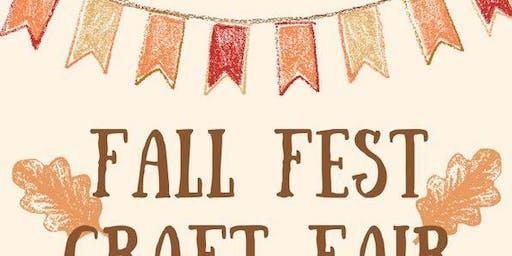 Faill festival and. Craft fair