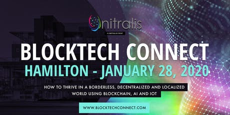 BLOCKTECH CONNECT 2020 tickets
