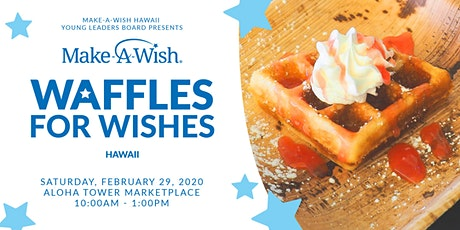 Waffles for Wishes tickets