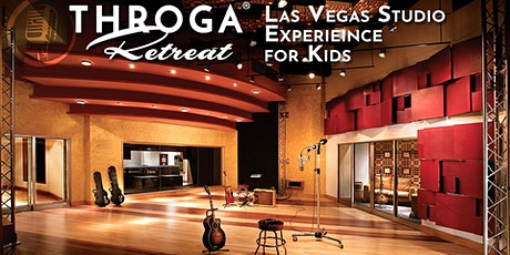 Singing Retreat: Las Vegas Studio Experience for Kids tickets