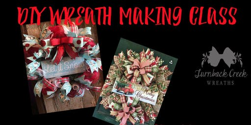 DIY Wreath Making Class