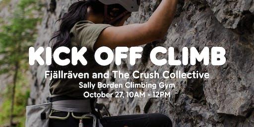 Kick Off Climb