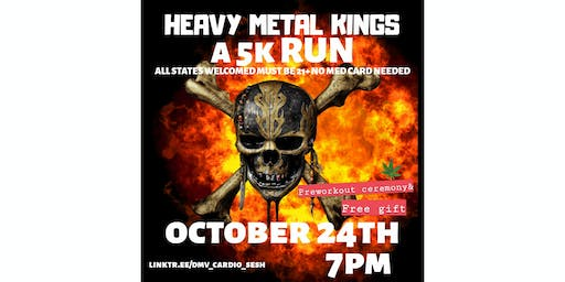 Heavy Metal Kings 5K RUN