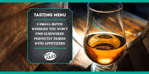 Whiskey 101 Tasting