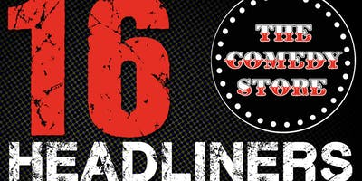 16 Headliners