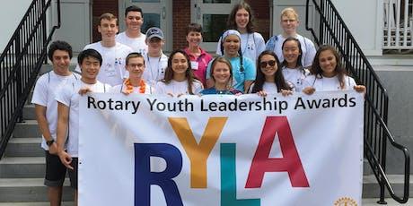 International RYLA (Rotary Youth Leadership Award) 2019 Indonesia tickets