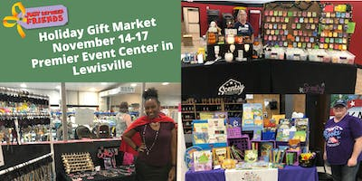 Vendor Booth at Mega Kids Shopping Event/Holiday Gift Market Nov 16th in Lewisville