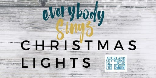 Everybody Sings in concert - Christmas Lights