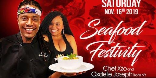 Seafood Festivity