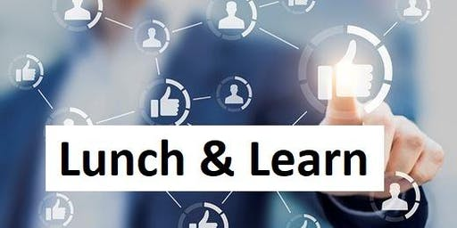 Lunch & Learn; Social Media Lead Gen Tips and Tools