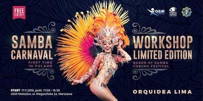 Samba Carnaval z Orquidea Lima